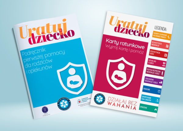 Podręcznik i karty 800px 600x428 - Pakiet Uratuj dziecko - Podręcznik i Karty Ratunkowe